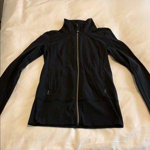 Nice Asana Jacket, black, size 6